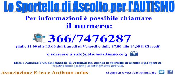 Autismo e nuovi genitori: Un nuovo progetto di Etica e Autismo